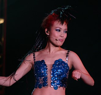 Joey Yung - Joey Yung concert in 2006
