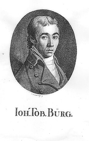 Johann Tobias Bürg - Johann Tobias Bürg.