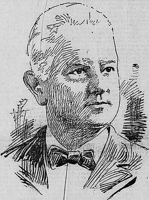 John B. Reddick - John B. Reddick, California Lt. Governor