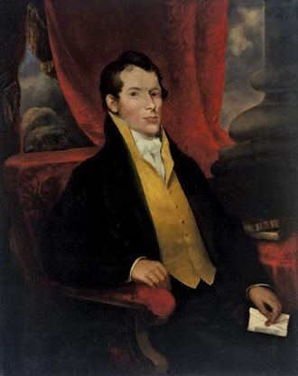 John Macarthur (wool pioneer) - John Macarthur
