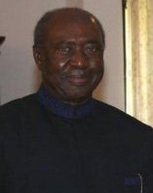 Vice-President of Tanzania - Image: John Malecela (cropped)