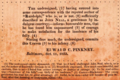 John Neal Edward Pinkney Coward Notice 1823.png