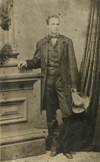 John Pelham (officer) - Pelham in 1860.