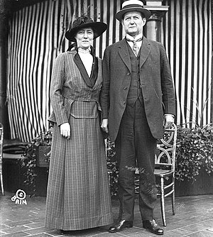 John M. Slaton - Image: John Slaton and wife