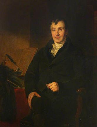 John Thomson (physician) - John Thomson, portrait by Andrew Geddes