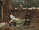 John William Waterhouse - Gossip.jpg