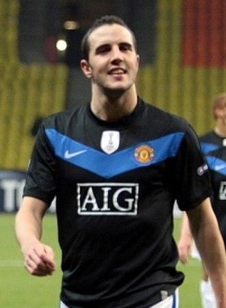 John O'Shea - O'Shea with Manchester United