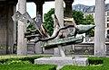Jonathan Meese Humpty-Dumpty-Maschine Alte Nationalgalerie 01.jpg