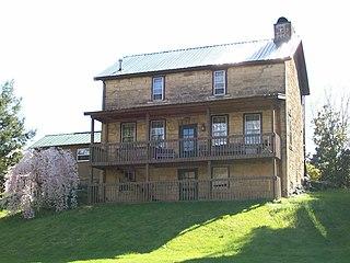 Adams Township, Washington County, Ohio Township in Ohio, United States