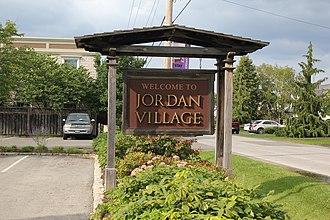 Jordan, Ontario - Jordan Village