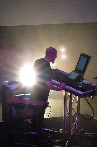Korg OASYS - Jordan Rudess, Monterrey, 2010