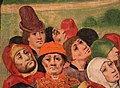 Jorge inglés, predica di un santo, 1475-1500 ca. (spagna) 02.jpg