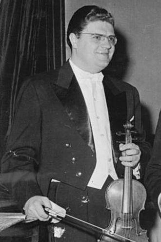 Josef Suk (violinist) - Josef Suk (1957)
