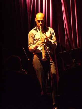 Joshua Redman - Joshua Redman at Seattle's Jazz Alley in April 2009