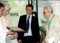 Jovito Salonga- 2010 Ka Pepe Diokno Human Rights Award.png
