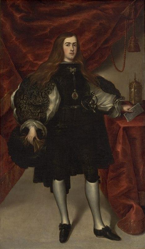Juan Carreño de Miranda - Duque de Pastrana