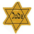 Jude, Gwiazda Dawida, Star of David, Davidstern, 1940-1944.jpg