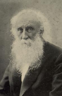 Porträtfotografie um 1900 (Quelle: Wikimedia)
