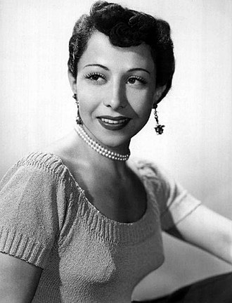 June Foray - Foray in 1952