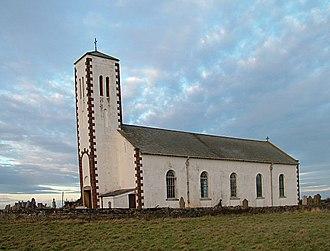 Esther Nelson - Jurby Church