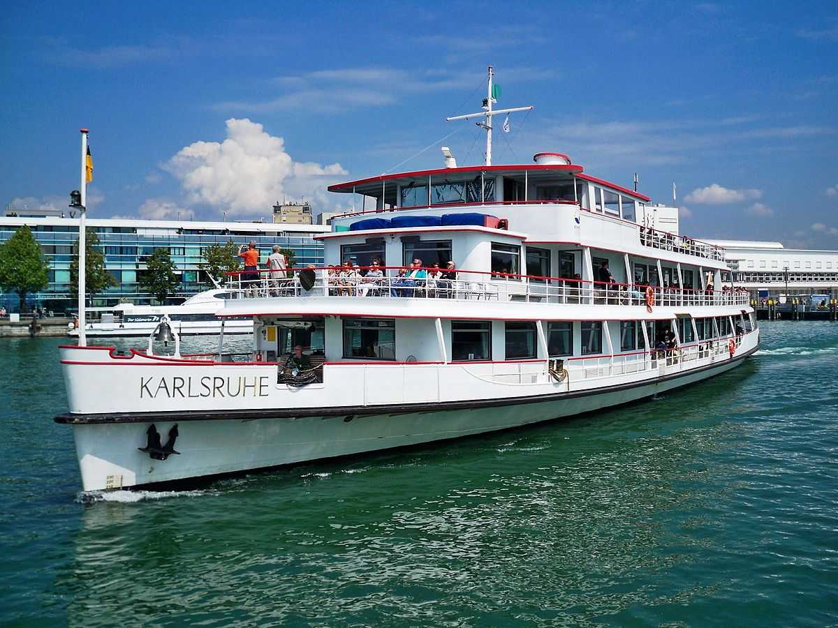 Schiff Karlsruhe
