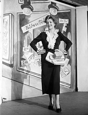 Loni Heuser - Heuser in 1936