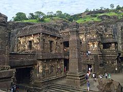 kailasa temple ellora wikipedia