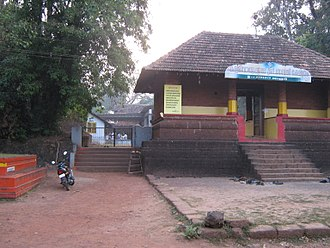 Valapattanam - Kalari Vathukkal Temple