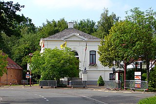 Kalmthout Municipality in Flemish Community, Belgium