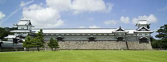 Kanazawa Castle - Image: Kanazawa M 5937