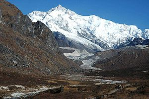 Kangchenjunga from Thangshing.jpg