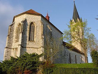 Roman Catholic Diocese of Novo Mesto - Saint Nicholas' Cathedral, Novo Mesto