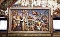 Karel van mander e aiuti, sala di fetonte, 1574-77, allegoria della lega santa 00.jpg