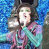 Karen O of Karen O and the Kids