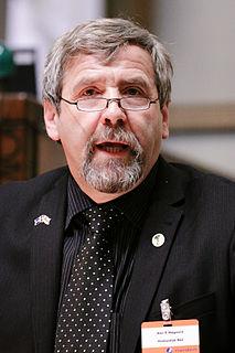 Kári P. Højgaard Faroese politician