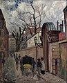 Karl Edvard Diriks - Rue Casette, Paris - Nasjonalmuseet - NG.M.01311.jpg