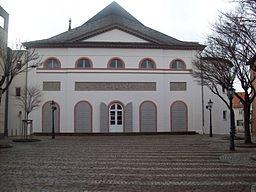Karlsplatz in Aschaffenburg