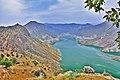 Karoon4 lake dam شروع آبگیری سد کارون 4 - panoramio.jpg