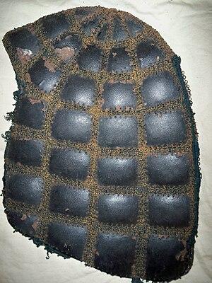 Karuta (armour) - Image: Karuta zukin