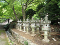 Katsuo-ji lanterns.jpg