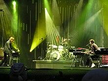 I Keane in concerto al Rock im Park nel 2006