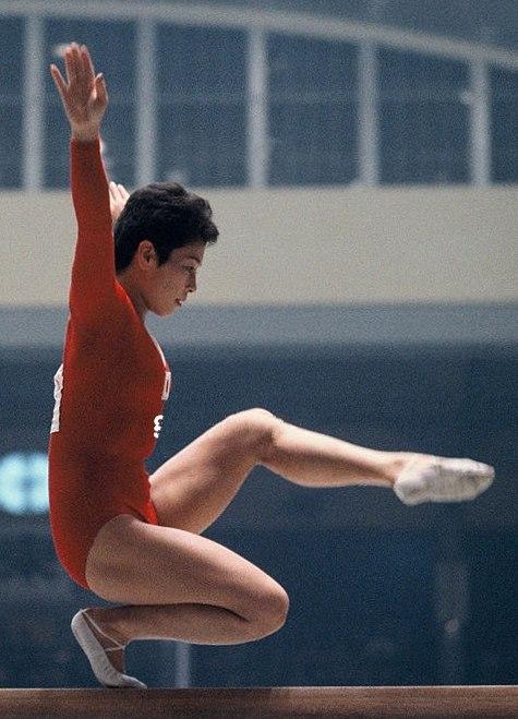 Keiko Tanaka-Ikeda 1964