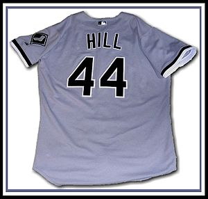 Ken Hill (baseball) - Hill donned a White Sox jersey in only two outings before being released by the team in 2000.