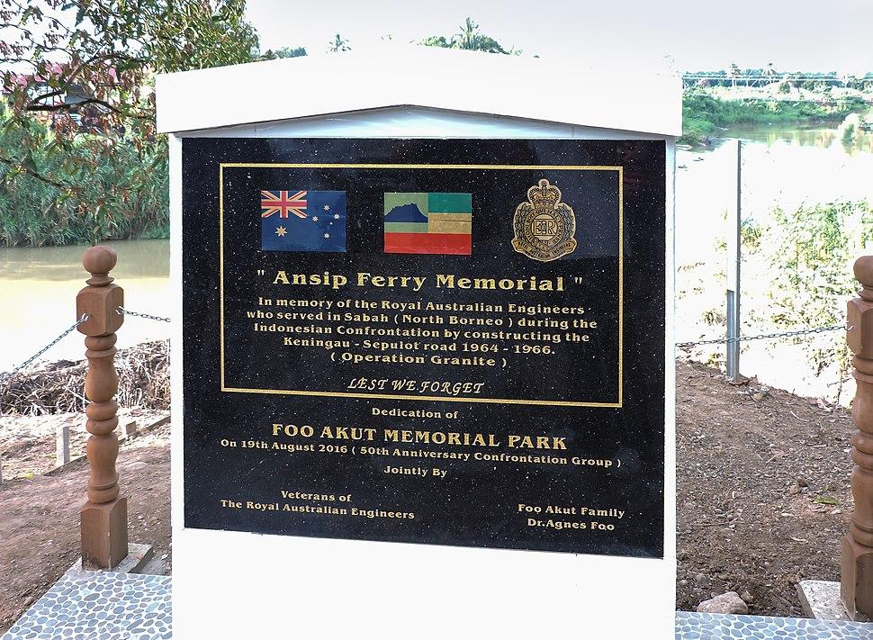 Keningau Sabah Ansip-Ferry-Memorial by-Abegnido-Chow 01