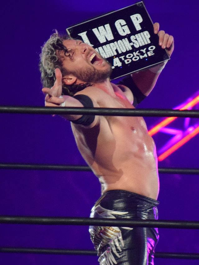 Wrestle Kingdom 11 - Wikiwand
