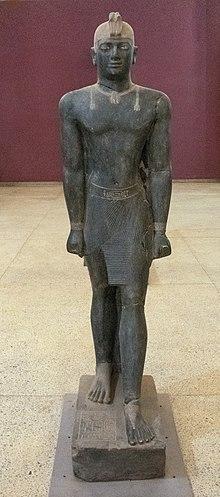 Керма Царь Тантамани (годы правления 664-653 до н.э.) XXV династия Кушите.jpg