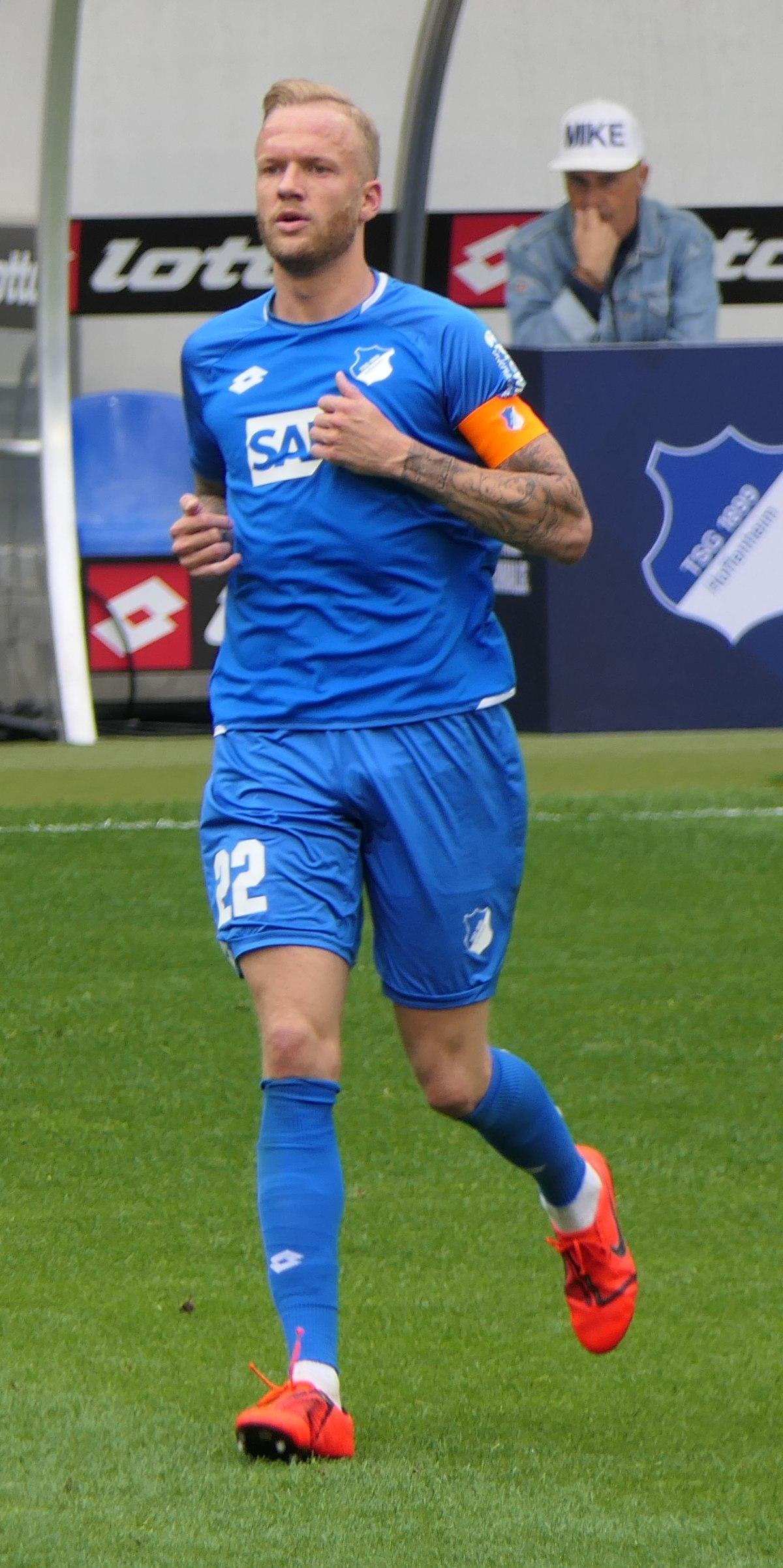 Kevin Vogt Hoffenheim