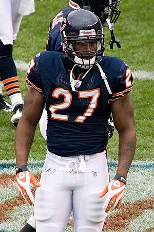 Kevin Jones (American football) - Kevin Jones during the 2008 NFL season.