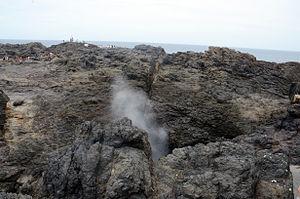 Kiama Blowhole - Image: Kiama blowhole, Sydney, Australia