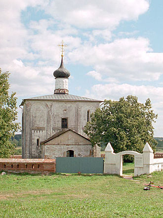 Kideksha - The Church of Boris and Gleb in Kideksha